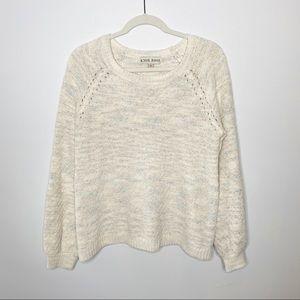 Knox Rose   Pastel Crew Neck Sweater